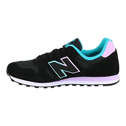 New Balance Wl373gd, Sneakers basses femme Black