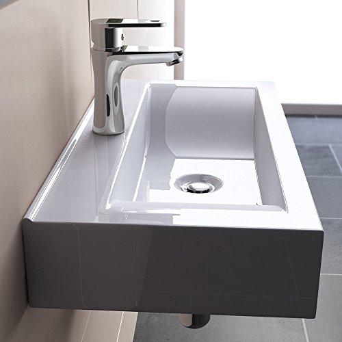 BTH: 60x31x11 cm Design Aufsatzwaschbecken Brüssel118g, aus Keramik, Hängewaschbecken, Waschtisch, Waschplatz, Waschbecken, Waschschale