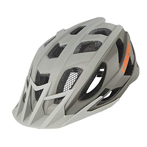 Limar Fahrradhelm 888 Gr.M 55-59cm matt sandgrau ca. 260g Fahrrad