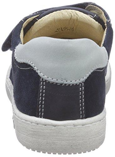 Primigi DIAMOND-E, Sneakers basses garçon Bleu (Vitello/Scamosc Blue/Navy)