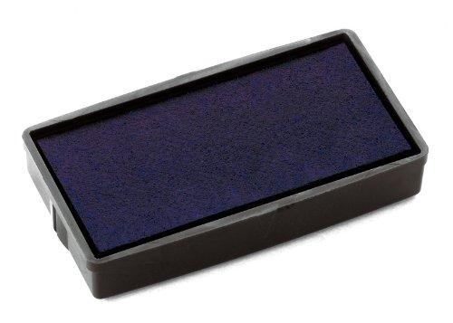 Colop 107161 E/20 2 Kissen in Blister, Stempel, blau