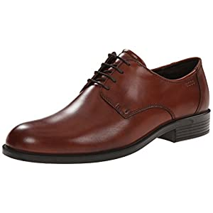 Ecco Harold, Derby Man, Brown (1053Cognac), 47 EU