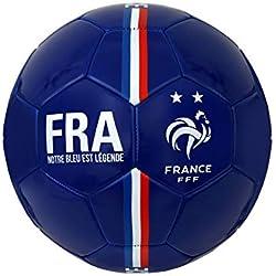 Ballon de Football FFF - 2 étoiles - Collection Officielle Equipe de France - Taille 5