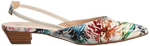 Peter KaiserCARSTA - Scarpe con Cinturino alla Caviglia Donna Bianco (Weiß (WEISS MARNERO 613))