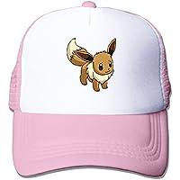 long5zg Unisex Regolabile Eevee Snapback Cap Cappellino con Visiera/Cappello (Oak Poster)