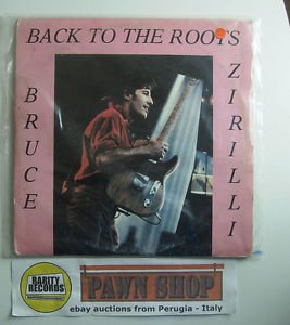 "Bruce Zirilli (Springsteen) \""Back to the roots\"" 4xLP GAT HERPES GENITALIS"