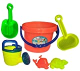 IndusBay® Mini Beach Sand Bucket Toy Set