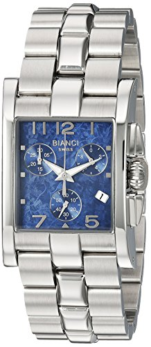 ROBERTO BIANCI WATCHES Women's 'Cassandra' Swiss Quartz Stainless Steel Casual Watch, Color:Silver-Toned (Model: RB90363)