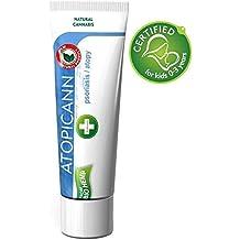 Atopicann - crema para el cuidado de la piel con psoriasis, acné, eccemas,