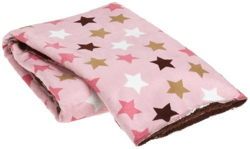northpoint-sherpa-back-printed-baby-blanket-pink-stars-by-northpoint