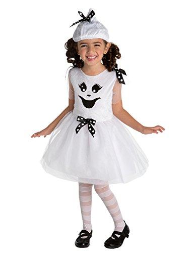 Geist Mädchen Kostüme (Kostüm Geist für Mädchen)