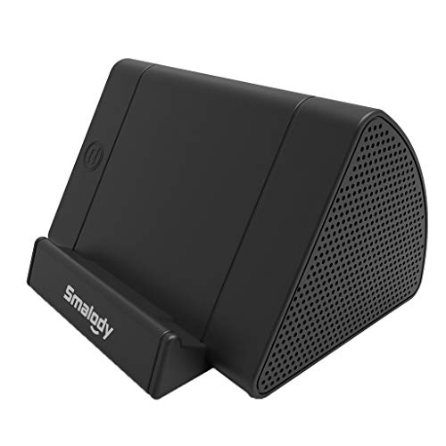 Minusk Creative Magic Wireless Sensor Verstärker Mini Smart Phone Support Handy Lautsprecher Outdoor Audio Lautsprecher (Schwarz) -