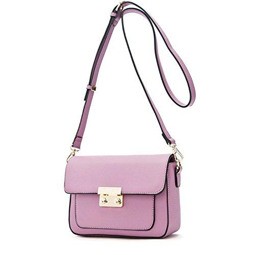 Miyoopark, Borsa a spalla donna Purple