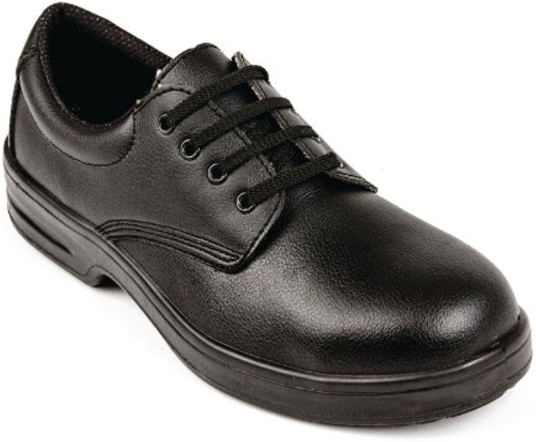 Lites Sicherheit Schuhe Schnürschuh A84447  Schwarz  Billig und erschwinglich Im Verkauf