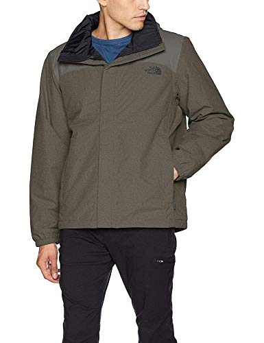 The North Face Herren Hardshelljacke Resolve, fuseboxgreyhtr/asphaltgry, XL -