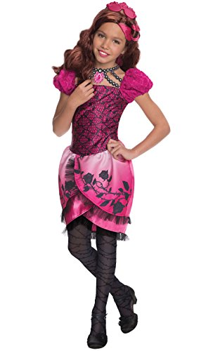 rubies-official-ever-after-high-mattel-briar-beauty-children-costume-large