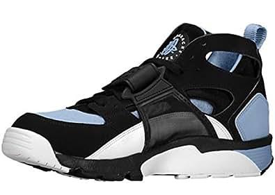 Nike 679083016 Air Trainer HuaracheChaussures de sport Noir/blanc/bleu ciel Taille 44