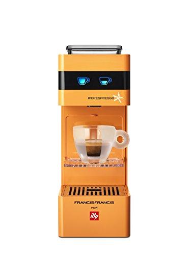 francis-francis-for-illy-y3-coffee-capsule-machine-1000-w-19-bar-orange