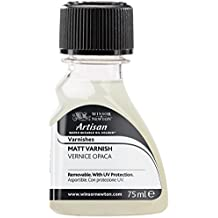 Winsor and Newton Artisan Water Mixable Oil Matt Varnish - 75ml
