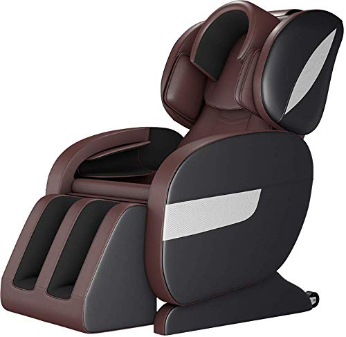 SISHUINIANHUA Intelligent Ganzkörper-Sessel Entspannung Stuhl - Automatische Massagesystem - Zero Gravity - Heizung - Elektro-Sofa-Massage-Sofa-Stuhl älteres Büro