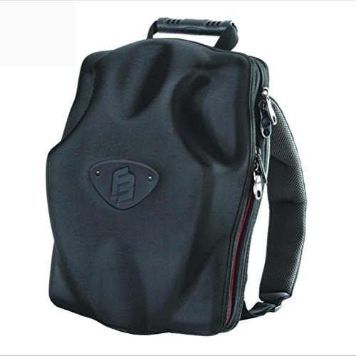 (ZXJ Laptop-Rucksack Eva Hard Shell High-Tech Stabile Durable Backpack, 15 inches)