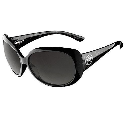 Urban Beach Women's Felis Cat Eye Style Sunglasses - Black