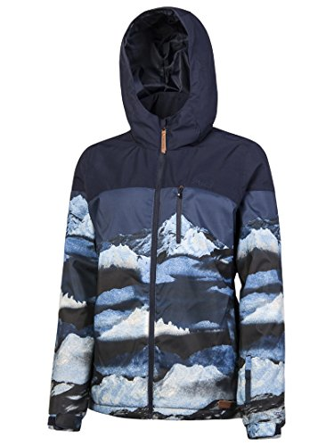 PROTEST FERNIE Jacke 2018 ground blue, XL