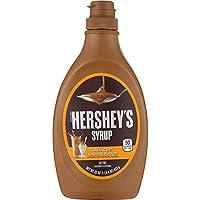 Hersheys Syrup, Indulgent Caramel Flavor - 623g (22oz)
