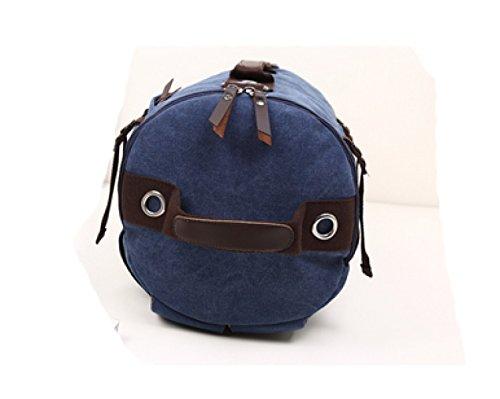 LAIDAYE Fitness Rucksack Mit Großer Kapazität Mobiler Bag Messenger Sporttasche Fitnesstasche Große Kapazität Handtasche Beige