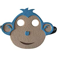 Li_unmio Máscaras Decorativas Lindas de la Moda y del Ambiente de los niños Animales de los niños máscara Decorativa Linda (O)