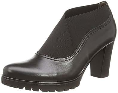 Gabor Impulse, Escarpins Femme - Noir (black Leather), 38 EU (5 UK)