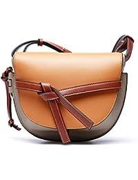 44e96dd5f HWUDFSLG Bolsas De Sillín para Mujeres Marcas Diseñador Retro Bolso Bolsos  De Hombro Famosas Marcas Señoras