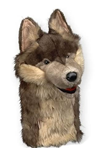 Daphne's Novelty Headcover - Wolf by Daphne's