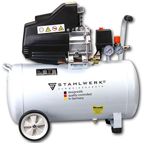STAHLWERK ST 558-55L - Compresor de aire 8 bar