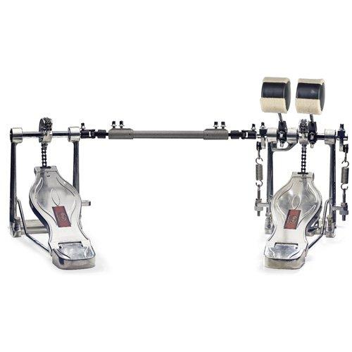 STAGG Doppel-Bassdrum-Pedal, Einzelkette, - Doppel-bassdrum