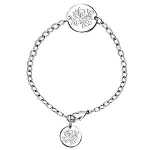 Pierre Lannier - JB01A260 - Bracelet Femme - Acier Inoxydable - 18 cm