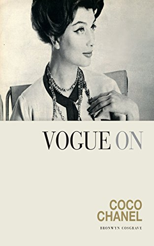 Vogue on Coco Chanel (Vogue on Designers) (English Edition) por Bronwyn Cosgrave