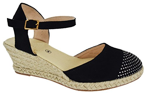 ladies-womens-espadrilles-low-mid-wedge-buckle-strap-summer-sandals-shoes-size