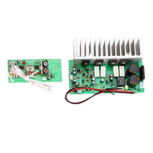 Sharplace 350w 4 Canaux Haut-Parleur Audio Basse Amp Board Subwoofer Amplificateur Conseil
