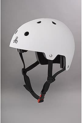 Triple 8 Kopfschutz Brainsaver Double Certification - Casco de skateboarding