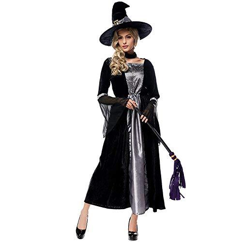 Hexe Mädchen Wilde Kostüm - Fashion-Cos1 Neue Vampir Kostüm Cosplay Sexy Kostüm Wilden Karneval Frauen Mädchen Halloween Kostüm Erwachsene Hexe Kostüm