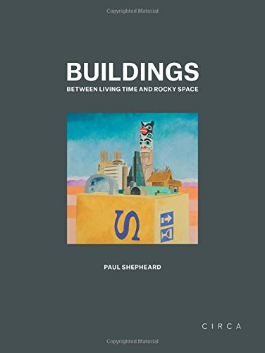 Buildings between living time and rocky space