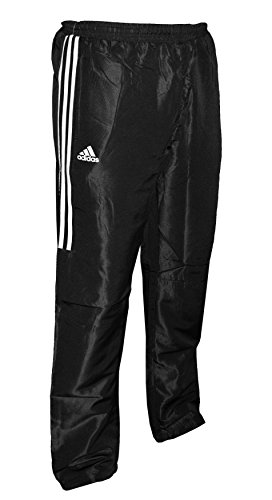 Adidas Trainingshose, Jogginghose, Marineblau, Schwarz, Rot, Weiß, Kampfsport schwarz - schwarz