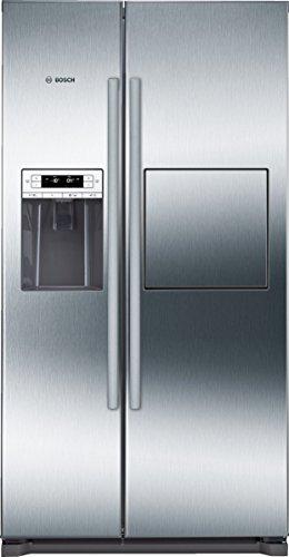 Bosch KAG90AI20 Serie 6 Side-by-Side / A+ / 177 cm Höhe / 432 kWh/Jahr / 359 L Kühlteil / 163L Gefrierteil / LED Beleuchtung