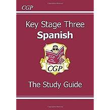 KS3 Spanish Study Guide (CGP KS3 Languages)