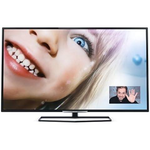 Philips 55PFK5509/12 140 cm (55 Zoll) Fernseher (Full HD, Triple Tuner, Smart TV)