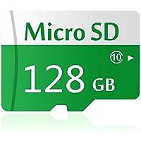 Calidad bellesd MicroSD tarjeta de memoria Clase 10tarjeta micro SD 128GB 64GB 256GB Plena capacidad garantizada 128 GB