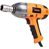 VonHaus Electric Impact Wrench Driver 230V – 500Nm – ½ inch Square Drive – 6000rpm Variable Speed - Forward Reverse Setting - Carry Case - UK Plug