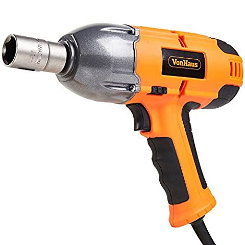 VonHaus 230V Electric Impact Wrench Driver – 500Nm – ½