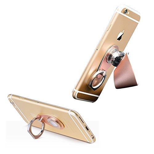 thanly 2in 1universale magnetico supporto portatile 360rotazione supporto per auto cruscotto per Dock Grip Anello per iPhone 66S Plus 5S 54S 4Galaxy S7S6Edge/Plus S5S4S3HTC LG - Portatile Dog Bath